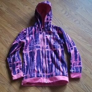 Under Armour youth large girls hoodie
